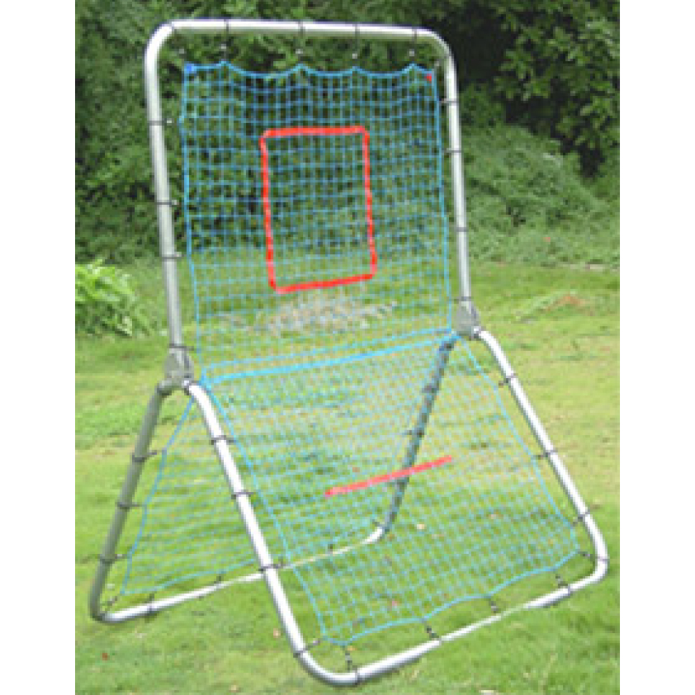 Pitching trainer net