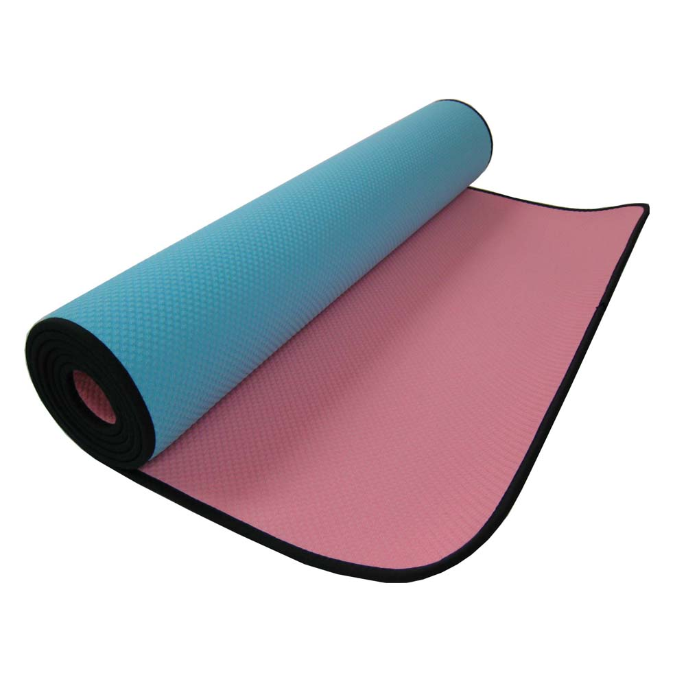POE Yoga Mat with Lip Cover