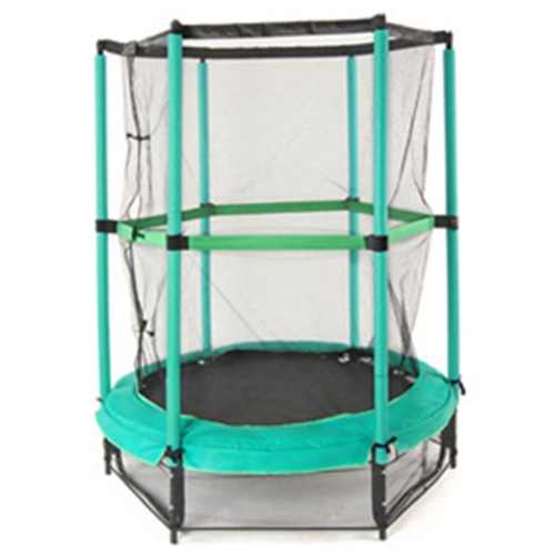 Kids Trampoline & enclosure