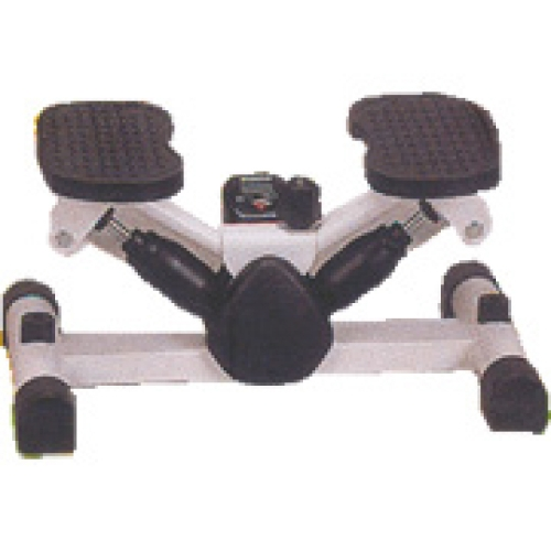 Lateral balance stepper